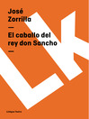 El caballo del rey don Sancho (eBook)